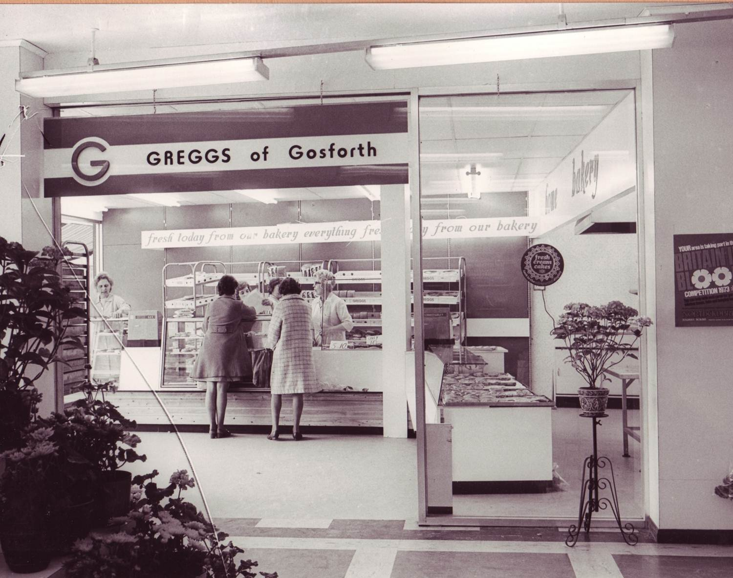 Our history | Greggs Corporate